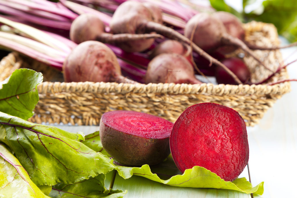 betaine in a basket