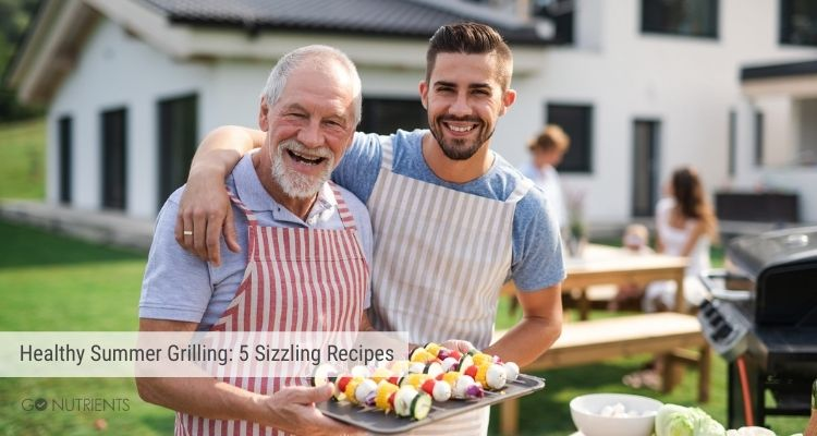 Healthy Summer Grilling: 5 Sizzling Recipes