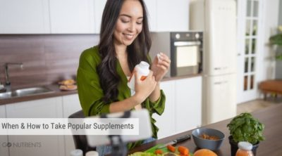 Supplements. How and When